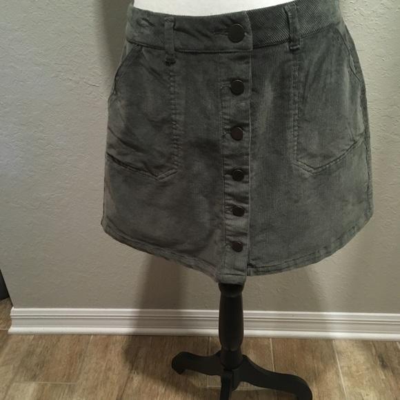 Jolt Dresses & Skirts - Corduroy skirt